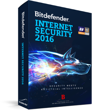 Bit Defender Internet Security 2016
