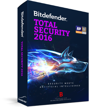 Bit Defender Total Security 2016